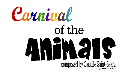 saint saens carnival of the animals coloring book and other resources music matters blog. Black Bedroom Furniture Sets. Home Design Ideas